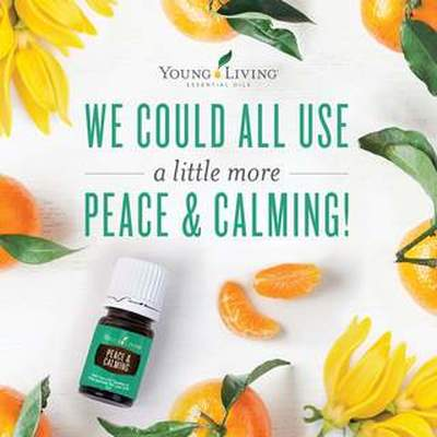 "Young Living Essential Oils ""I have an oil for that"""